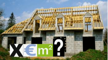 quel est le coût au m2 d'une construction de maison individuelle