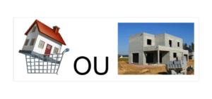 retour d'expérience sur le choix entre acheter une maison ou faire construire
