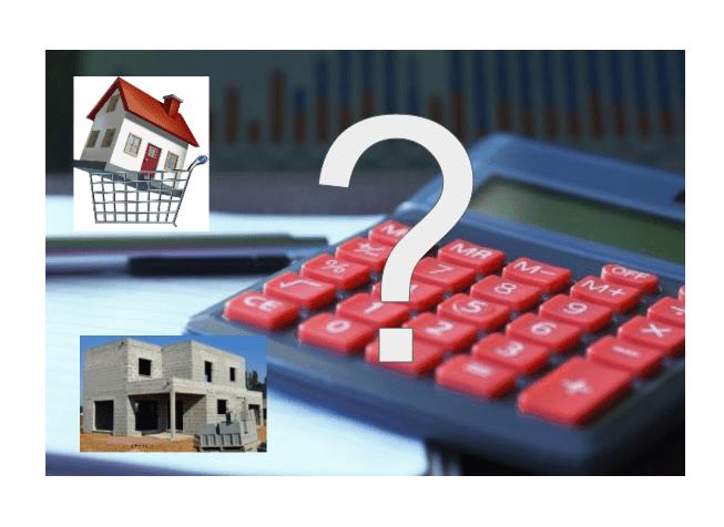 Acheter ou faire construire ?
