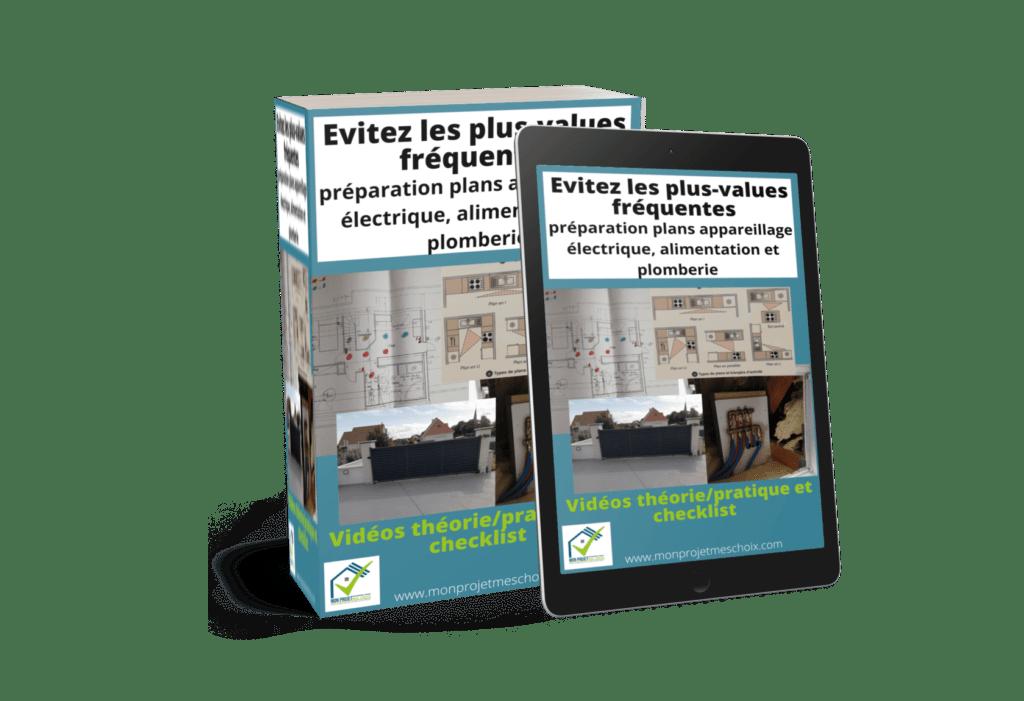 guide PDf et vidéo construction maison