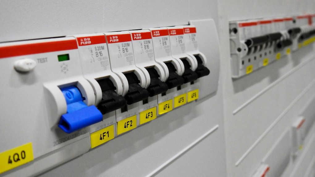 disjoncteur séparé pour vos aménagement extérieurs électriques