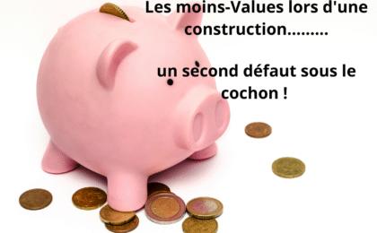 visuel moins-value lors d'une construction en CCMI