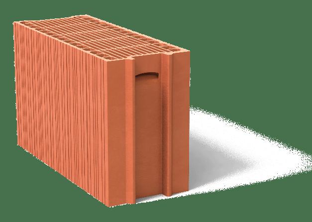 brique monomur de 20cm d'épaisseur