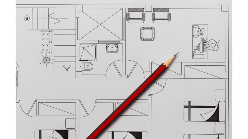 comprendre les plans de maison professionnels