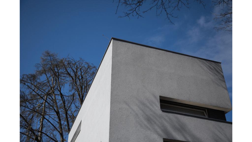réalisation d'un toit plat