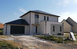 maison 180 m² vue extérieure 1
