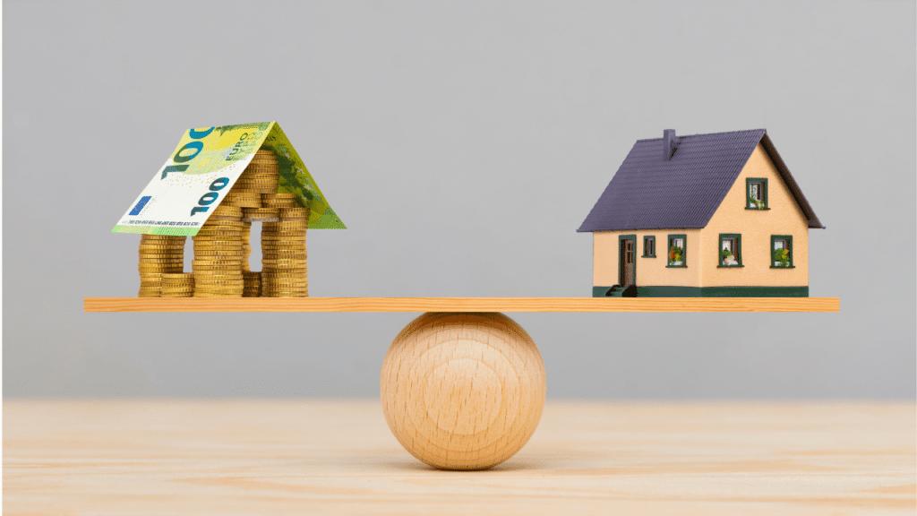 étape financement pour le temps pour construire une maison
