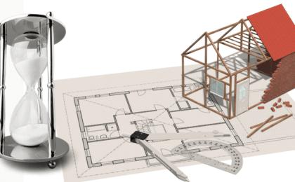 combien de temps pour construire une maison