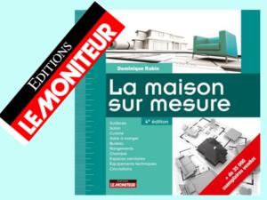 """Le livre """"La maison sur mesure"""""""
